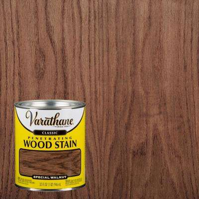 1 qt. Special Walnut Classic Wood Interior Stain