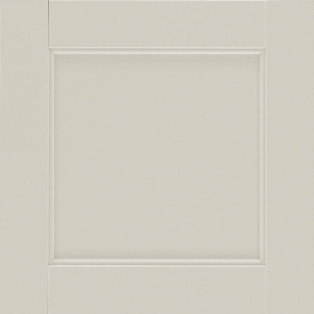 14.5x14.5 in. Cabinet Door Sample in Ox Hill Sharkey Gray