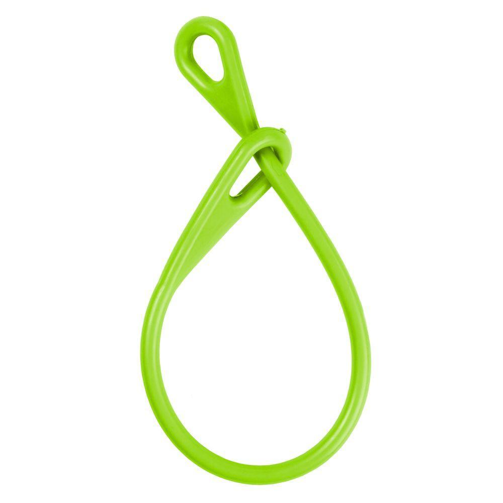 16 in. Polyurethane Utility Suspender in Safety Green