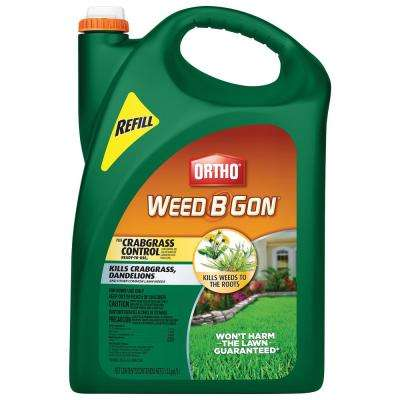 Weed-B-Gon 1.33 Gal. Plus Crabgrass Control Ready-to-Use2 Refill