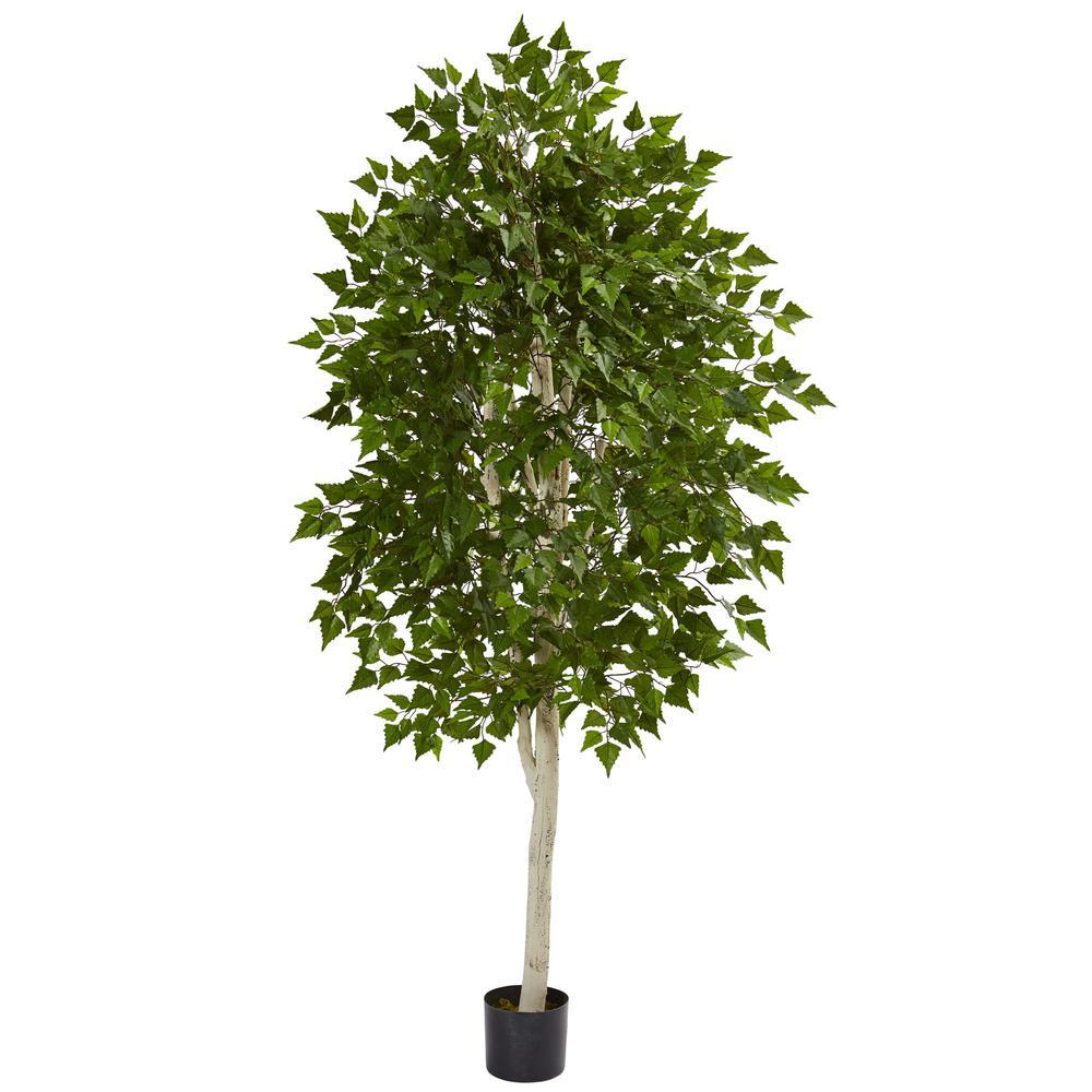 6 in. Birch Artificial Tree