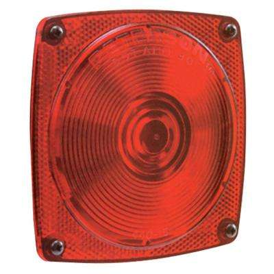 440 Under 80 in. Taillight Replacement Lens