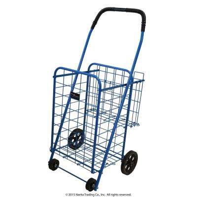 Mini Cart in Blue