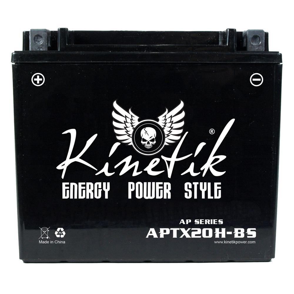 Dry Charge 12-Volt 18 Ah Capacity D Terminal Battery