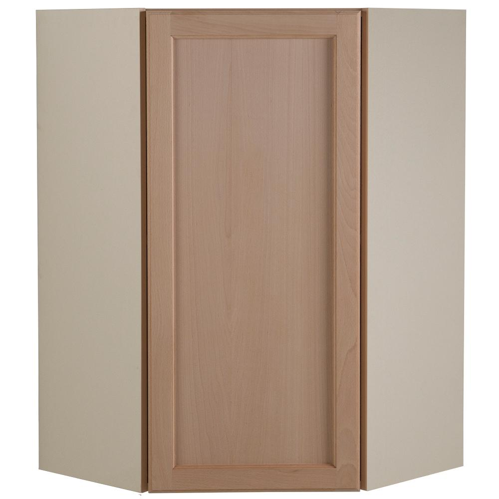 Kitchen Bar East Hampton: Hampton Bay Easthaven Assembled 36x36x12 In. Wall Cabinet