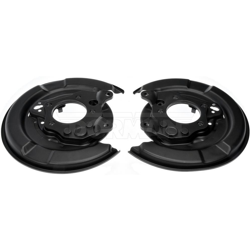 Brake Dust Shield Rear Dorman 924-657