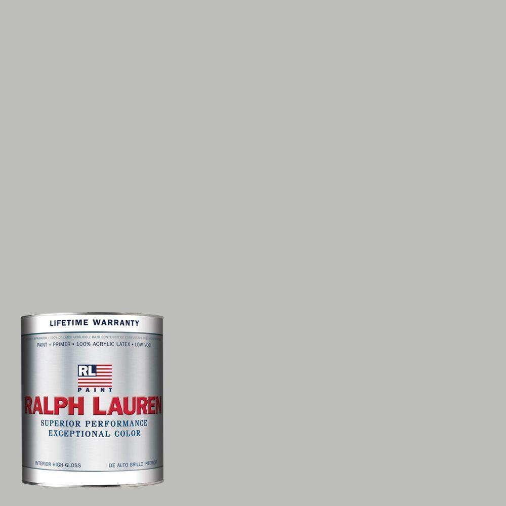 Ralph Lauren 1-qt. Lintel Grey Hi-Gloss Interior Paint