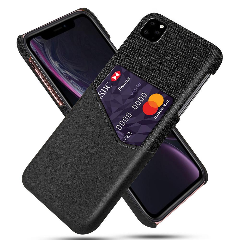 IPM IPhone 11 Credit Card Holder Shock Resistant Fabric