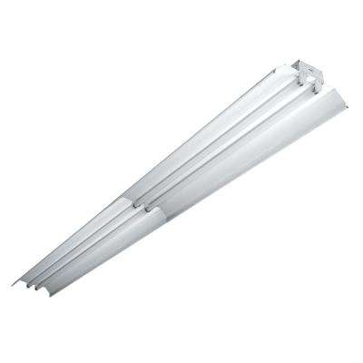 IAF 8 ft. 2-Light White Fluorescent Strip Light