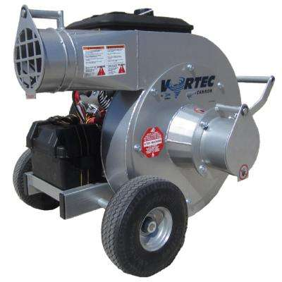 Cannon 6 in. Insulation Removal and Power Vacuum with Van Guard Engine