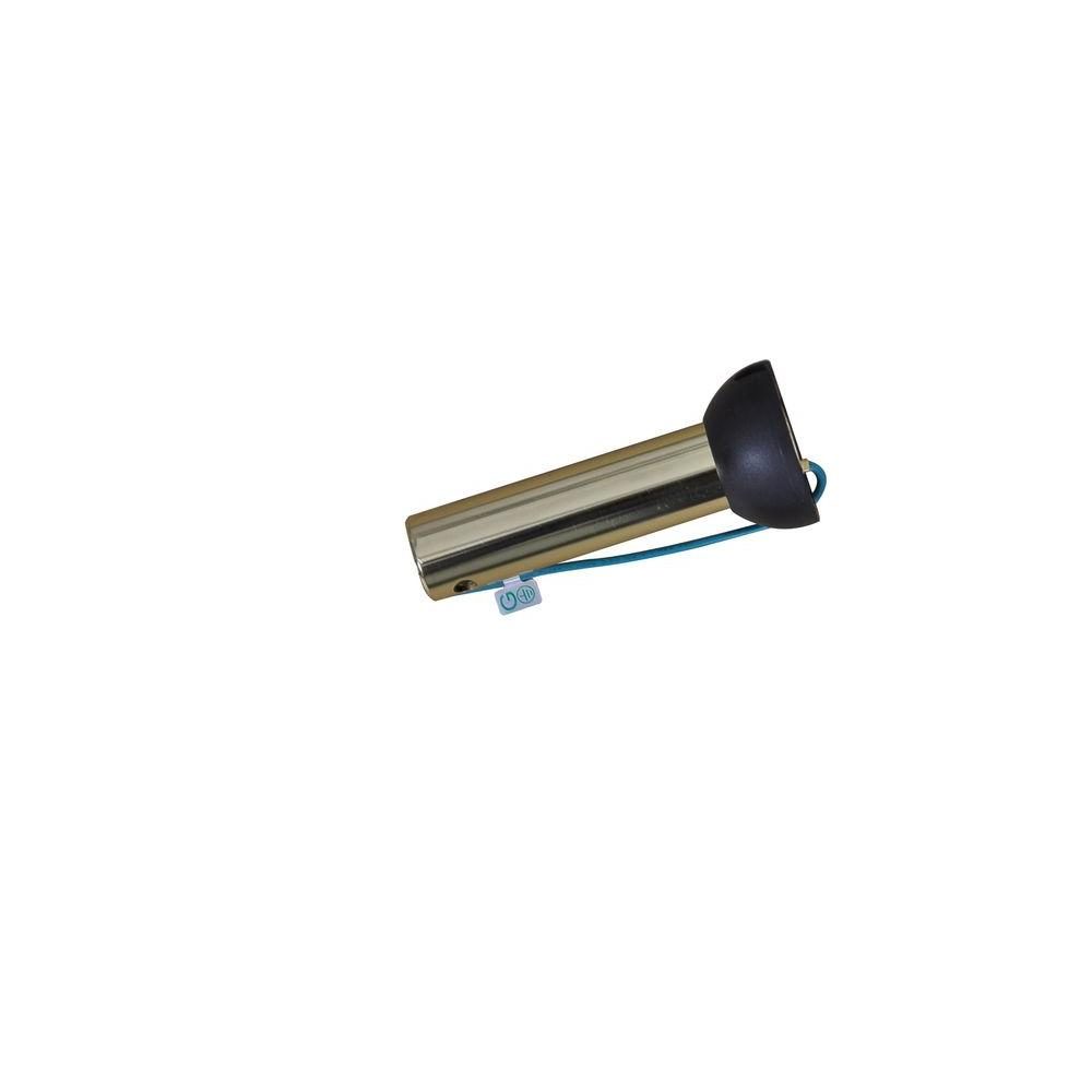 Farmington 52 in. Polished Brass Ceiling Fan Replacement Downrod Assembly