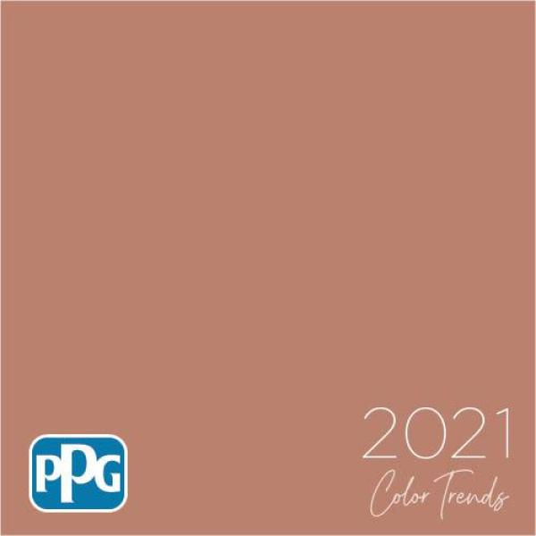 PPG UltraLast 1 gal. #PPG1062-5 Big Cypress Eggshell Interior Paint and Primer
