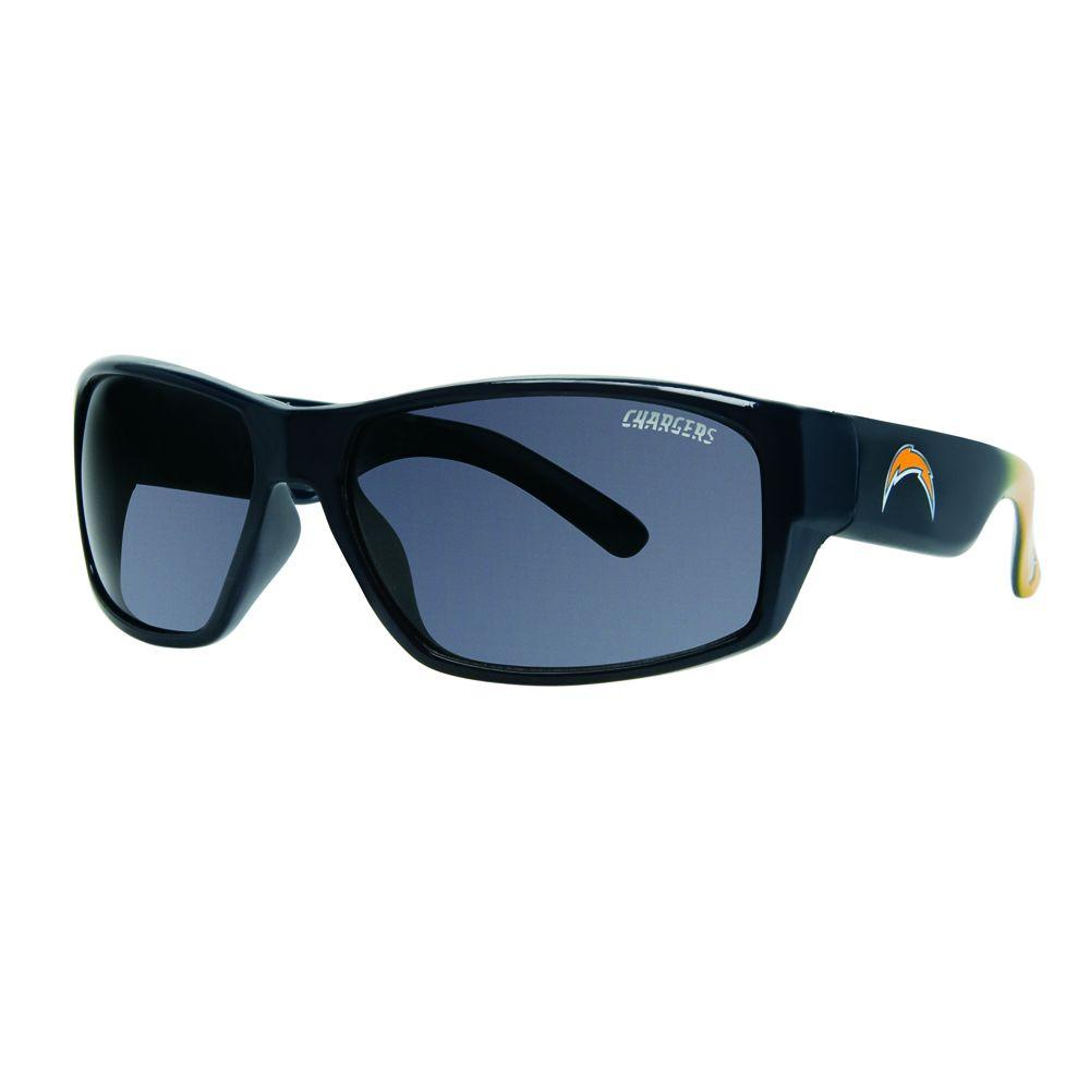Tribeca San Diego Chargers Men's Spike Sun Glasses-DISCONTINUED
