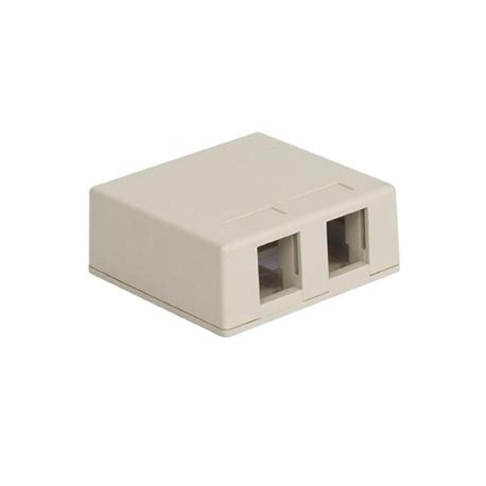 null 7-1/4 in. Surface Mount Box