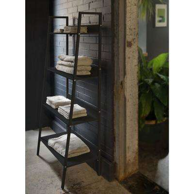urb SPACE Metal Industrial Book Shelf Book Case