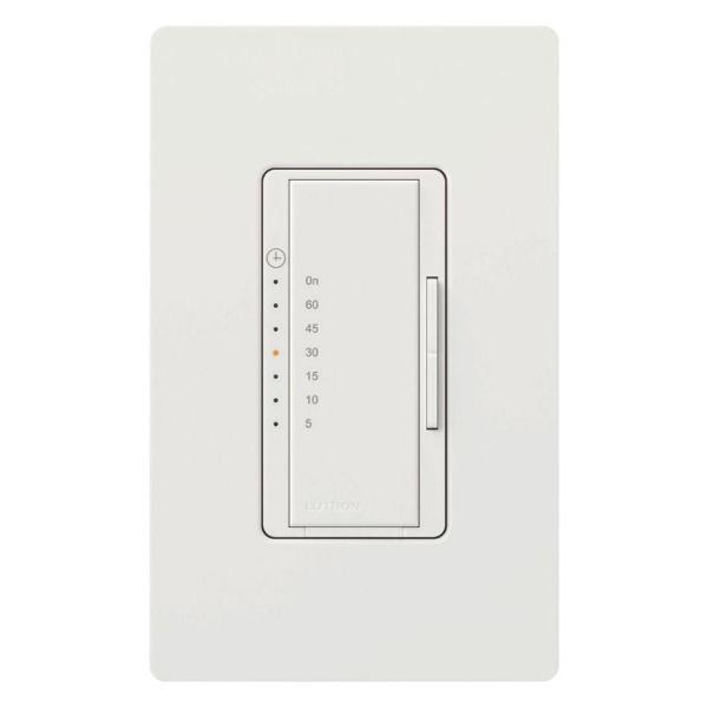 Maestro 5 Amp In-Wall Digital Timer - Snow