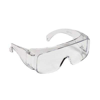 Clear Frame with Clear Lenses Over-the-Glass Glasses (Case of 24)