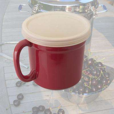 Geminis 4-Piece Covered Cup Set