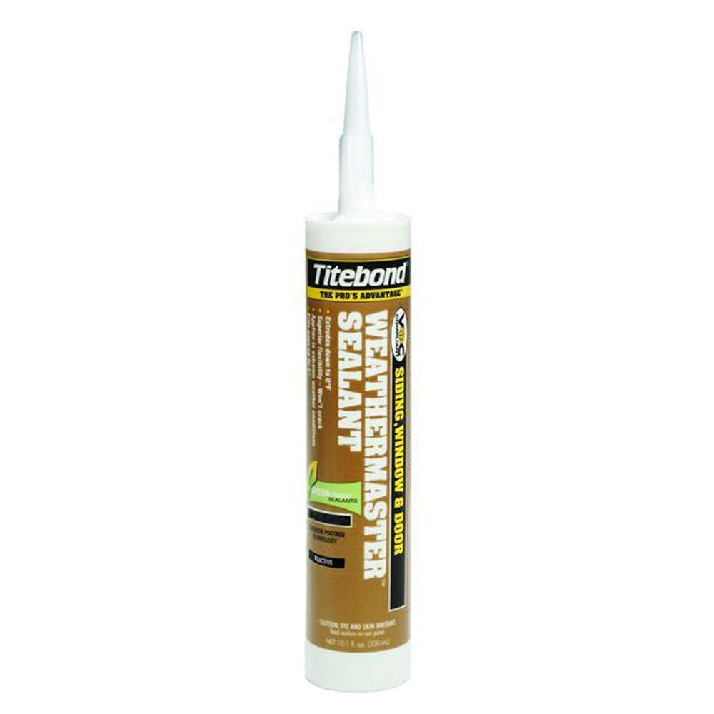 Titebond 10.1 oz. WeatherMaster Translucent Sealant (12-Pack)