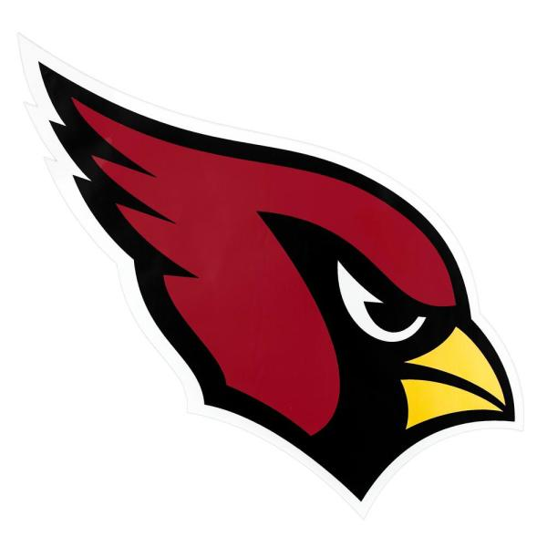 f24dada1 NFL Arizona Cardinals Outdoor Logo Graphic- Large
