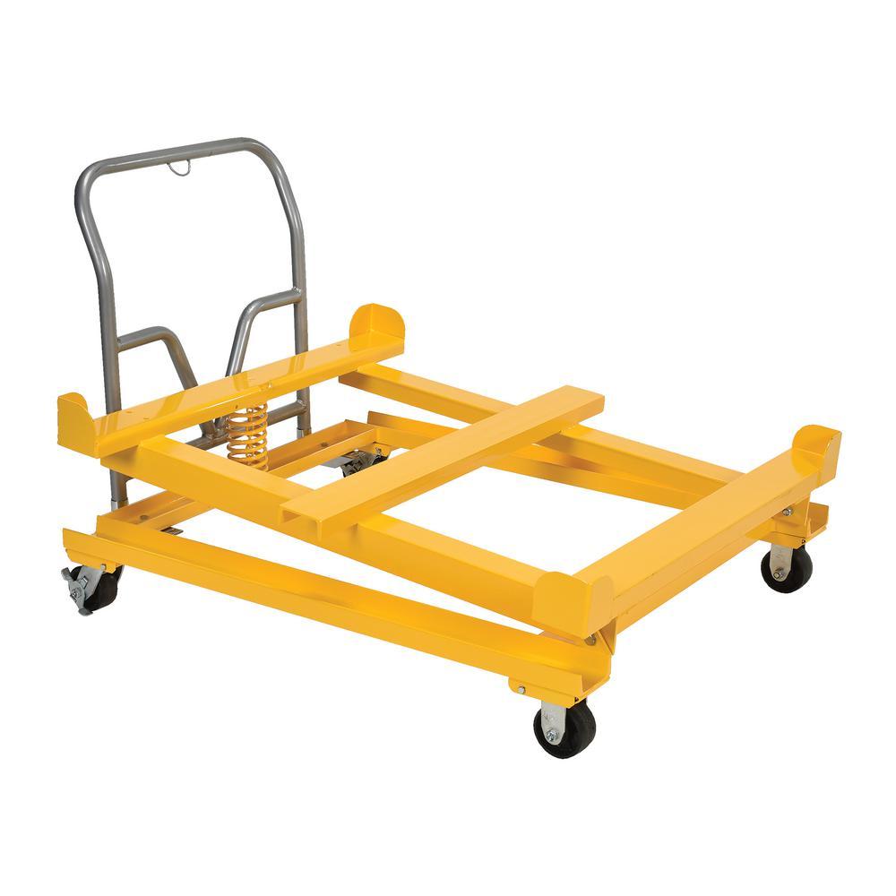 Tilting Cart For Intermediate Bulk Container