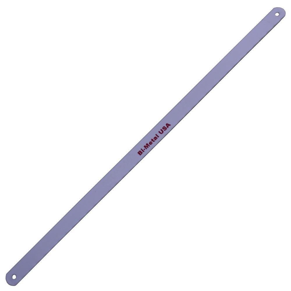 12 in. L x 14 TPI Bi-Metal Hacksaw Blade (10-Pieces)