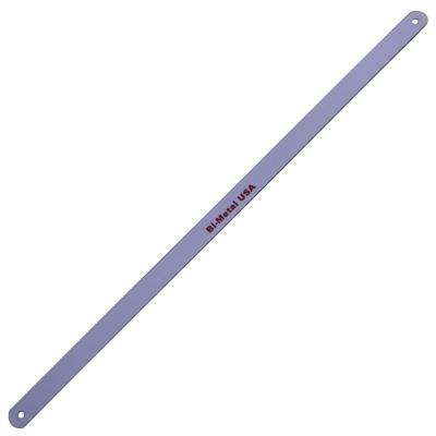 12 in. L x 18 TPI Bi-Metal Hacksaw Blade (10-Pieces)