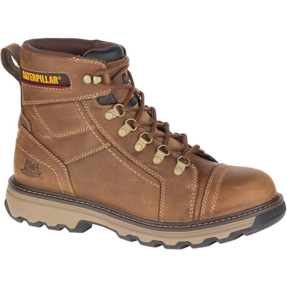 f096fa5c9111 CAT Footwear Granger Men s Size 14M Dark Beige Boots-P74067 - The ...