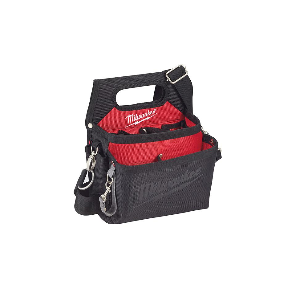 Milwaukee 15-Pocket Electricians Work Pouch/Holster with Quick Adjust Belt
