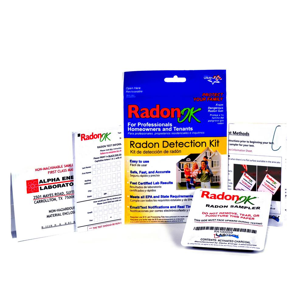 Labtech radon detection kit lt5110 the home depot labtech radon detection kit solutioingenieria Images