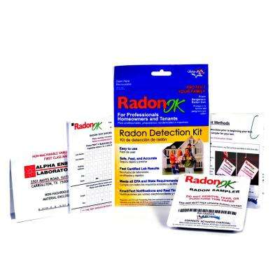 Radon Detection Kit