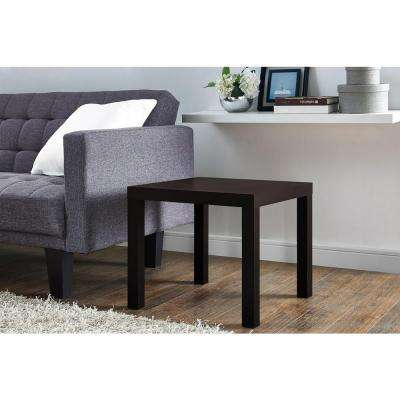 Jane Espresso End Table