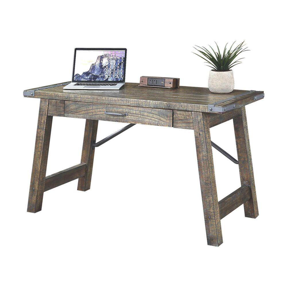 Turnkey Revival Quenby Writing Desk Quenby Finish
