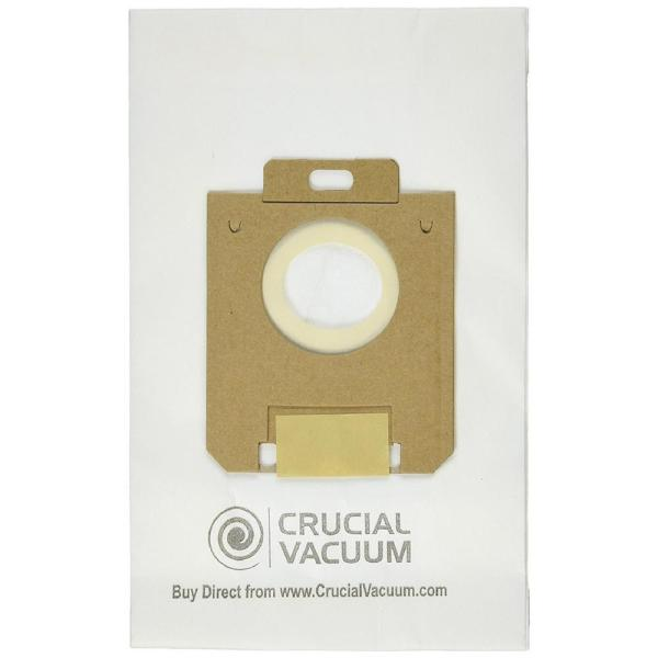12 Vacuum Bags for Eureka 61230A Style S