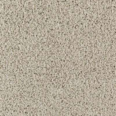Ashcraft II - Color Dewdrop Texture 12 ft. Carpet