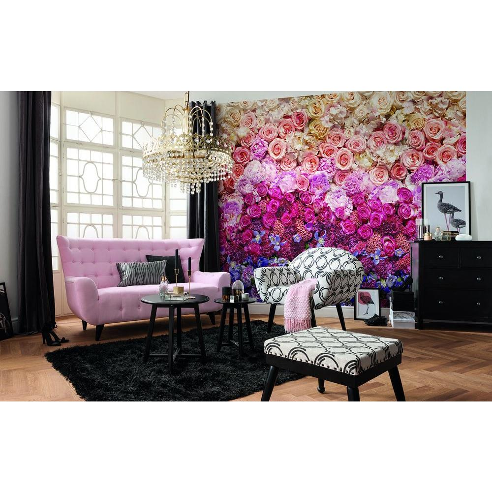 100 in. H x 145 in. W Intense Wall Mural