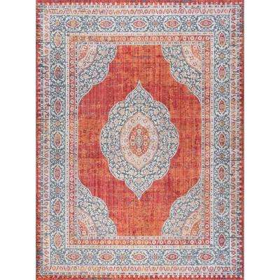 Harper Red 2 ft. x 3 ft. Accent Rug