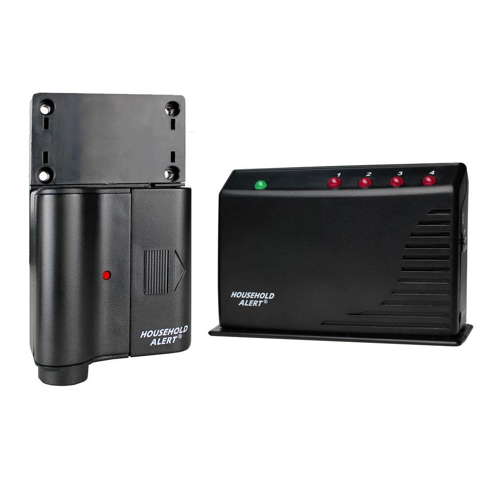 Wireless Garage Alarm/Alert Set