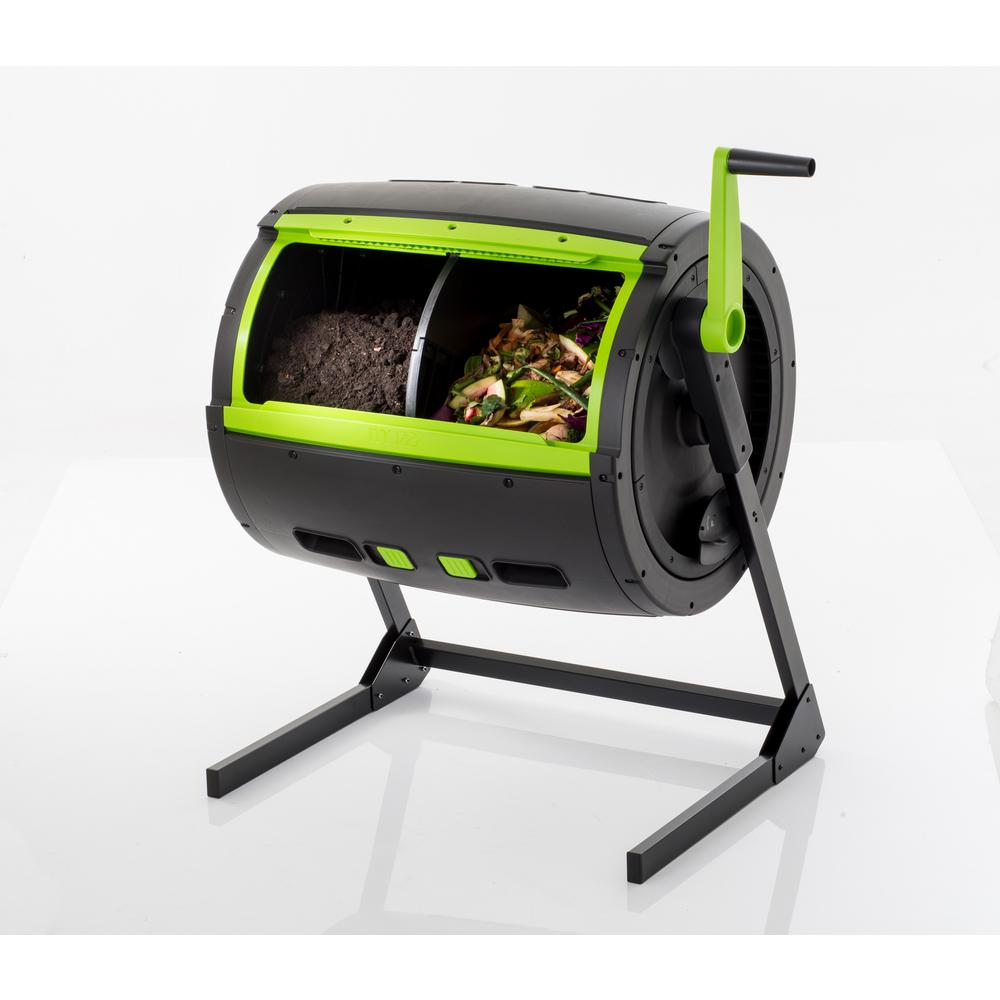 RSI 65 Gal. 2-Stage Composter Tumbler