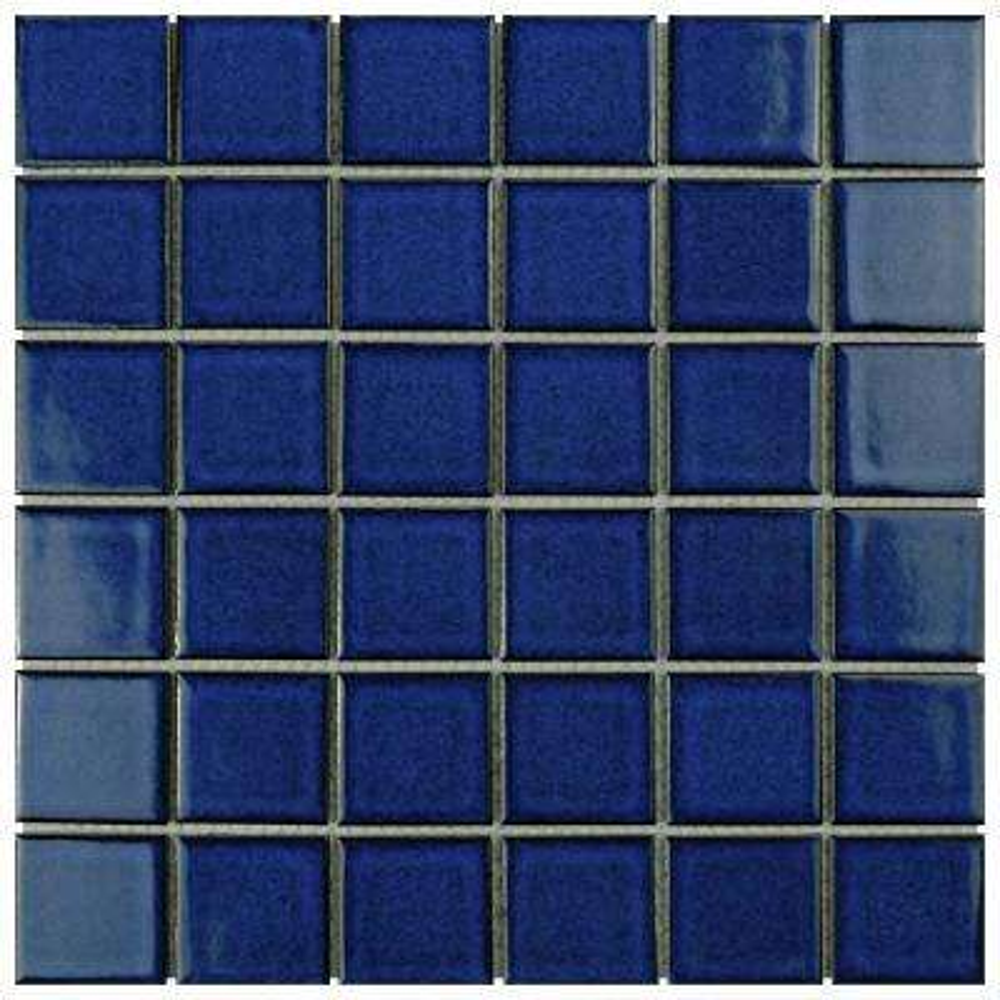 Oceania Quad Bering 11-7/8 in. x 11-7/8 in. x 6 mm Porcelain Mosaic Tile