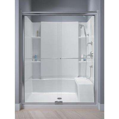 Semi-Frameless - STERLING - Shower Doors - Showers - The Home Depot