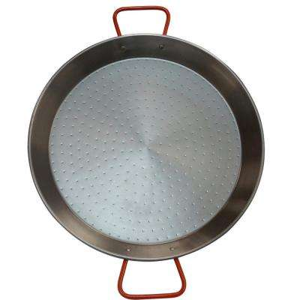 Aluminized Carbon Steel 15 in. Paella Pan