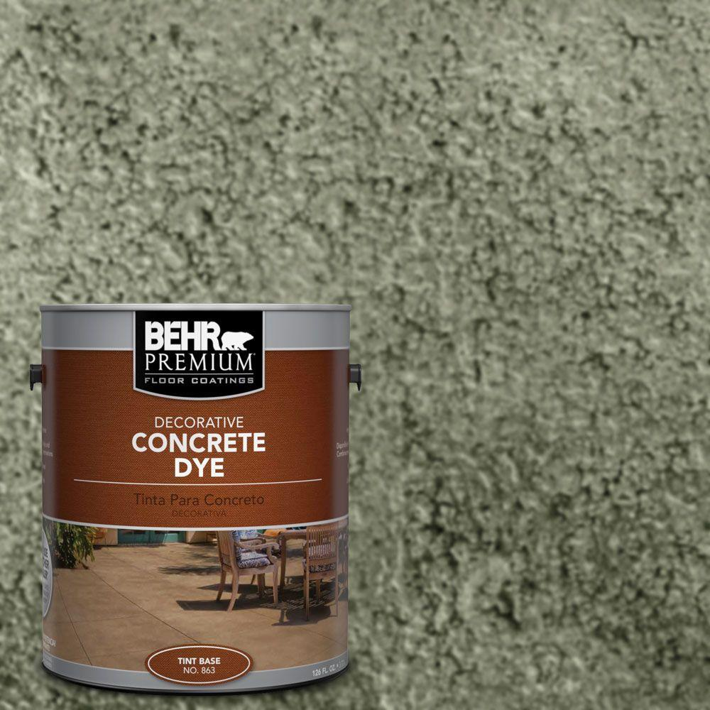 1 gal. #CD-821 Forest Trail Interior/Exterior Concrete Dye