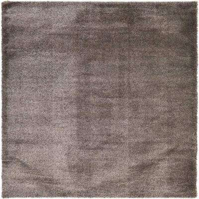 Luxe Solo Pinecone Brown 10' 0 x 13' 0 Area Rug