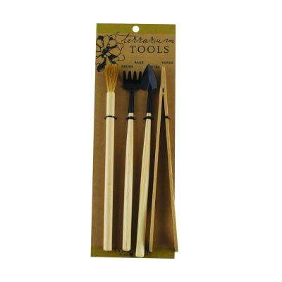 Terrarium Tool Kit (4-Piece)