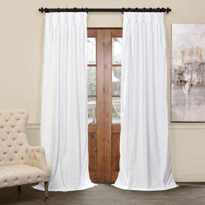 Pinch Pleats - Curtains & Drapes - Window Treatments - The Home Depot