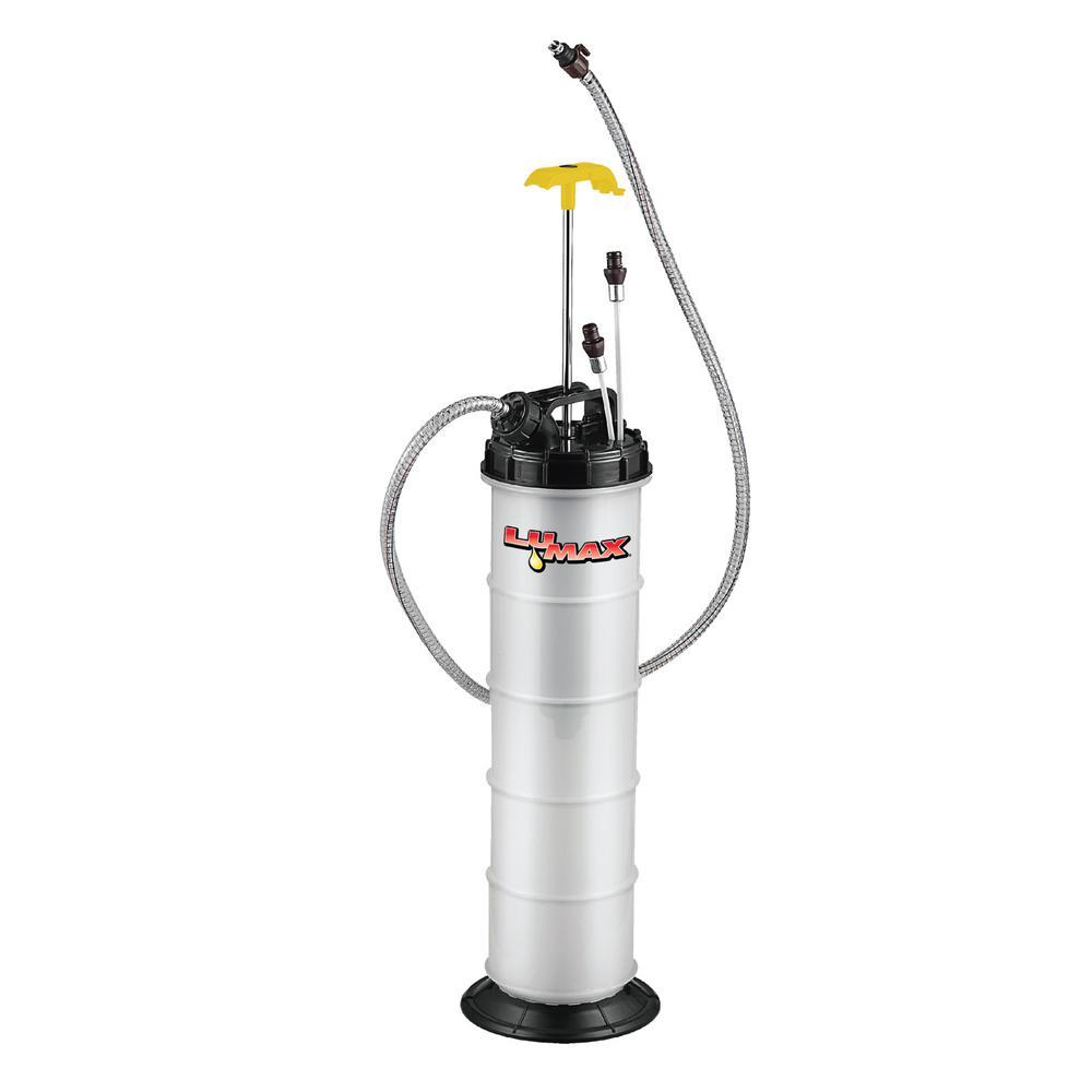 2.6 Gal. (10 l) Capacity Manual Fluid Extractor