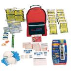 2-Person 3-Day Emergency Kit with Backpack and Emergency Power Station