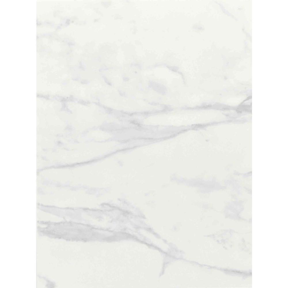 Marissa Carrara 10 in. x 14 in. Ceramic Wall Tile (14.58 sq. ft. / case)