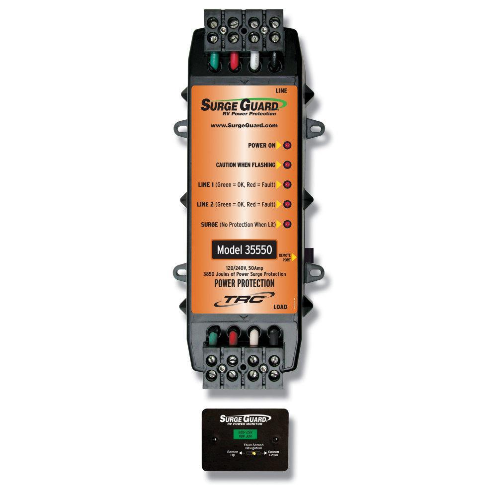 30 Amp Hardwire Model